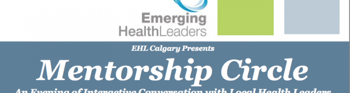 EHL Calgary Mentorship Circle
