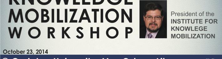 Peter Levesque - Knowledge Mobilization copy